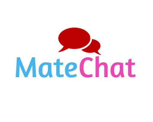 Buy the premium domain name MateChat.com. The perfect name for a new social community chatting app for friends or romance and dating.